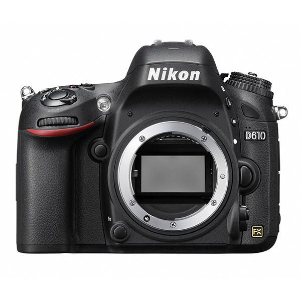 Nikon D610 ボディ [デジタル一眼レフカメラ(2426万画素)]