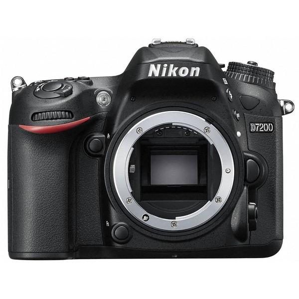 Nikon D7200 ボディ [デジタル一眼レフカメラ (24...