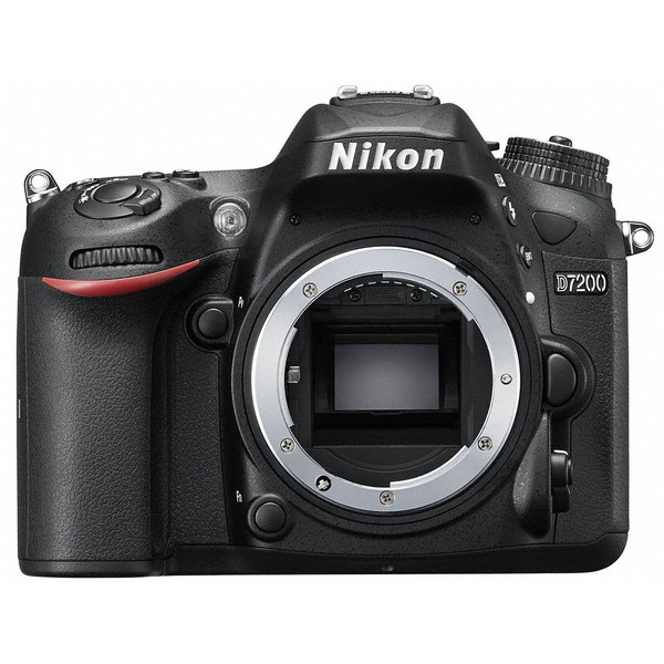 Nikon D7200 ボディ [デジタル一眼レフカメラ (2416万画素)]