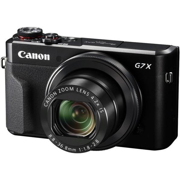 CANON PowerShot G7 X Mark II PowerShot [コンパクトデジタルカメラ(約2,010万画素)]【あす着】