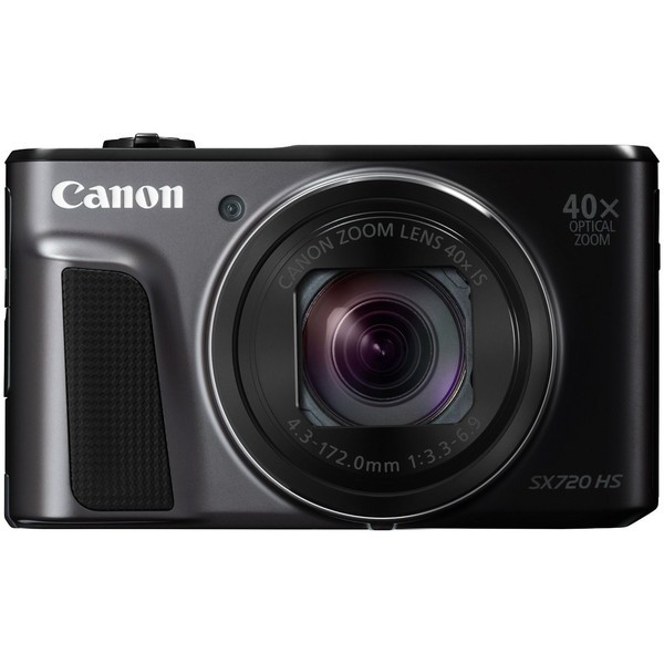 CANON PowerShot SX720 HS [ブラック] PowerShot ...
