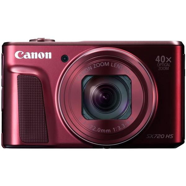 CANON PowerShot SX720 HS [レッド] PowerShot [...