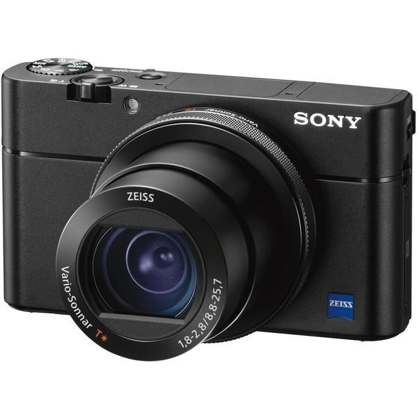 SONY DSC-RX100M5 ブラック サイバーショットRX [コンパクトデジタルカメラ (2100万画素)]