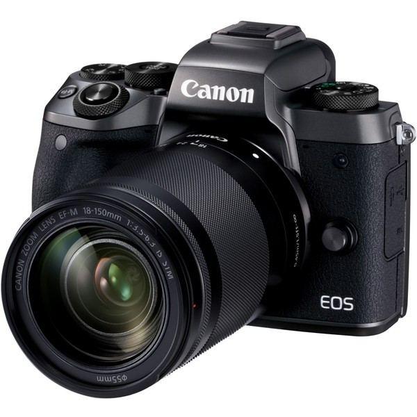 CANON EOS M5 EF-M18-150 IS STMレンズキット [ミ...