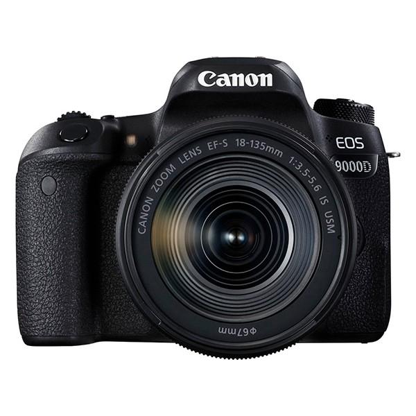 CANON EOS 9000D EF-S18-135 IS USM レンズキット [デジタル一眼レフカメラ]【あす着】