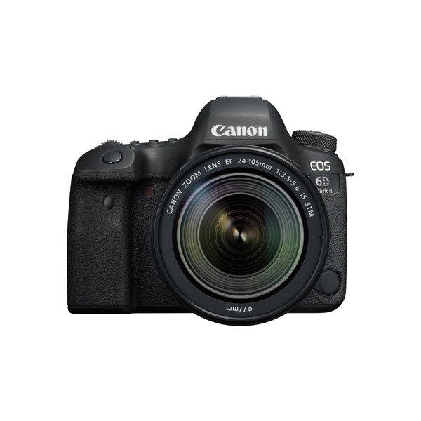 CANON EOS 6D Mark II EF24-105 IS STM レンズキ...
