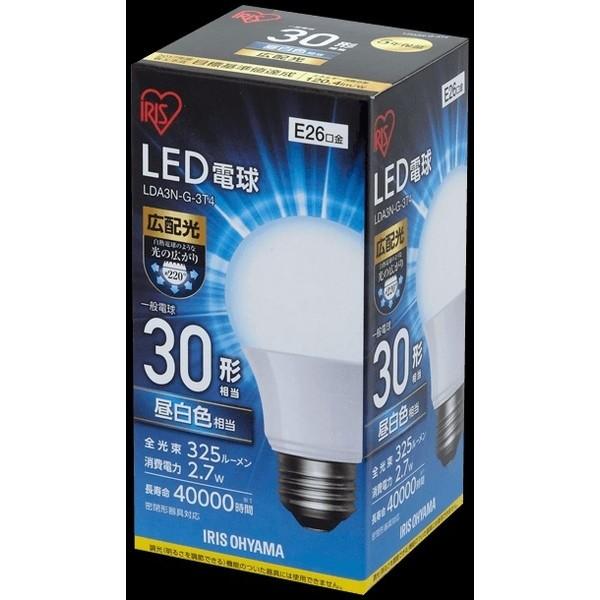 アイリスオーヤマ LDA3N-G-3T4 ECOHiLUX [LED電球...