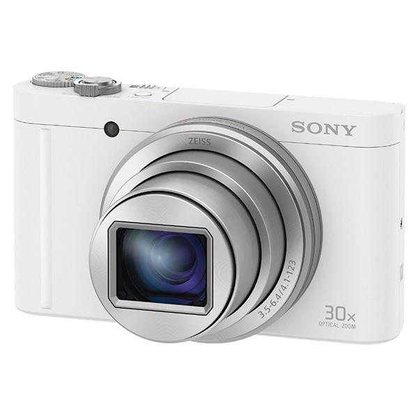 SONY Cyber-shot DSC-WX500 W ホワイト サイバー...
