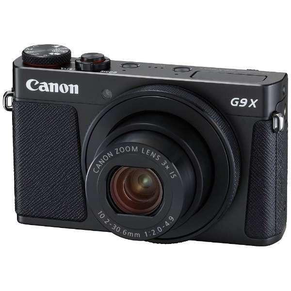 CANON PowerShot G9 X Mark II ブラック [コンパ...