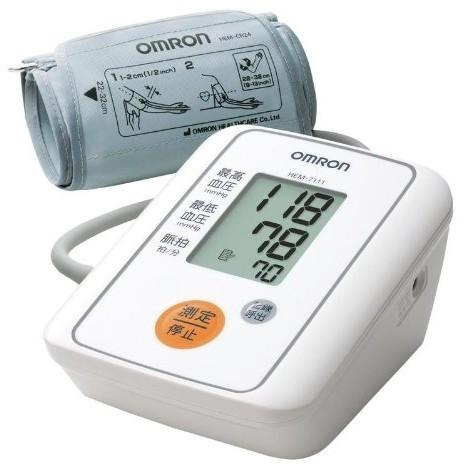 OMRON HEM-7111 [上腕式自動血圧計]