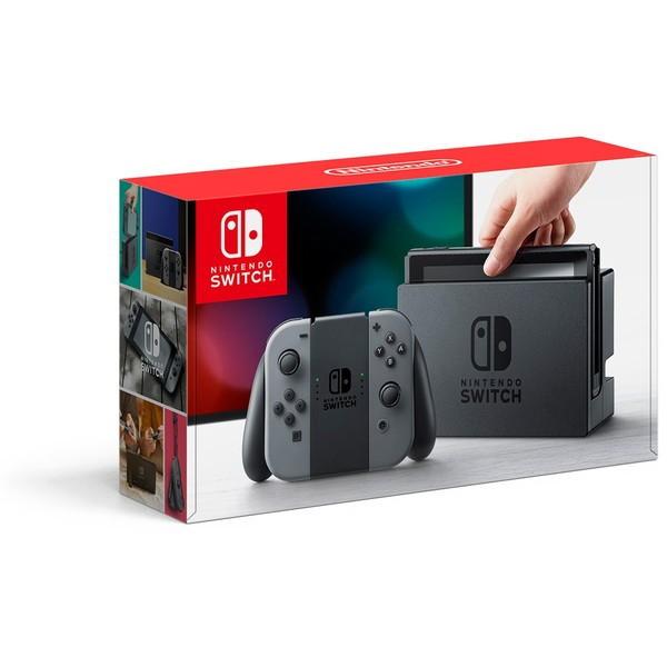 任天堂 Nintendo Switch グレー [ゲーム機本体]