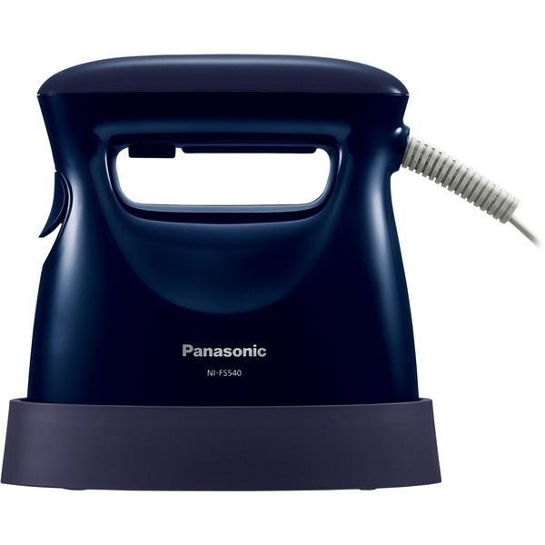 PANASONIC NI-FS540-DA ダークブルー [衣類スチー...