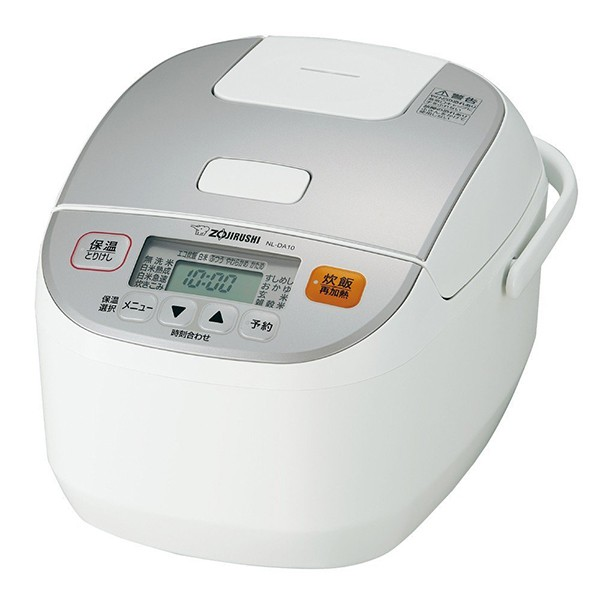 象印 NL-DA10-WA ホワイト系 極め炊き [マイコン...
