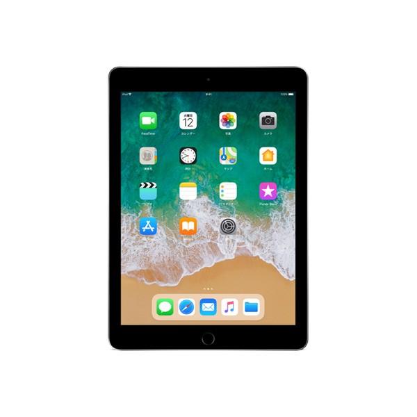 APPLE MR7J2J/A スペースグレイ [iPad Wi-Fiモデ...