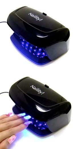 【ジェルネイル用品】Naility! LEDライト 3W