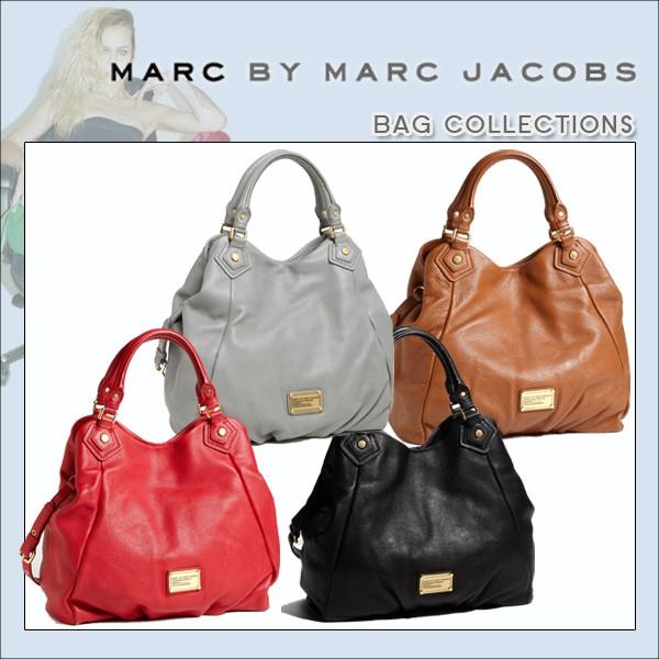 fe672d67f4ac MARC BY MARC JACOBS マークジェイコブス バッグ クラシック Q フランチェスカ レザー ショッパー 全4色