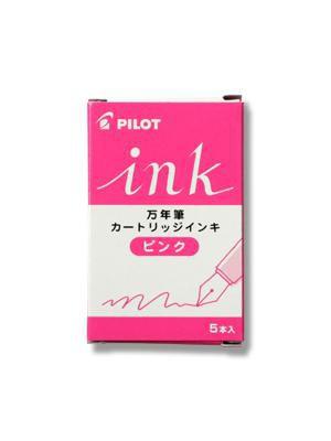 万年筆 カラーインキカートリッジ ピンク IRF-5S-...