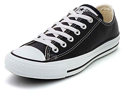 converse(コンバース) LEA ALL STAR OX(レザーオ...