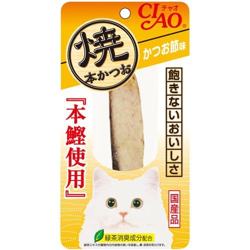 いなば チャオ 焼本かつお かつお節味 1本 【キャ...