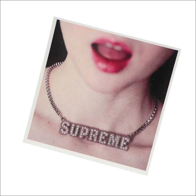 (新品)SUPREME(シュプリーム) Necklace Sticker (...
