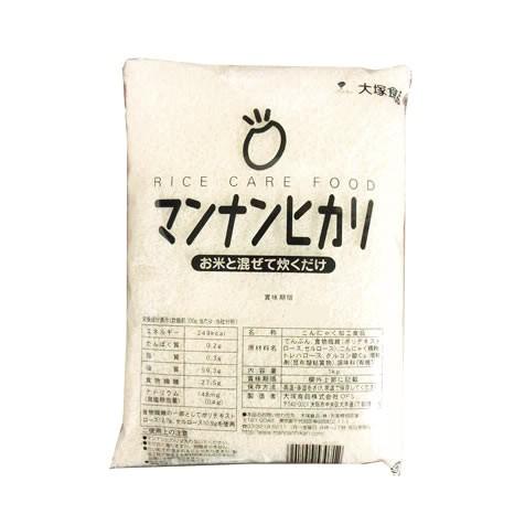 【送込】業務用マンナンヒカリ 1kg (投函便)