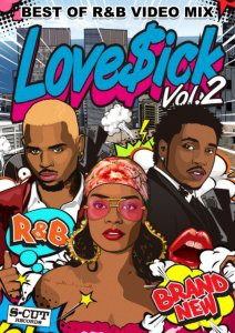 【洋楽DVD・MixDVD】Love$ick Vol.2 / V.A[M便 6/...