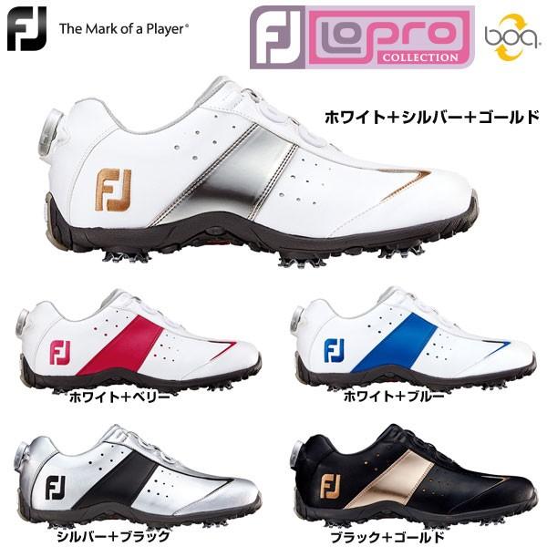 フットジョイ レディース ゴルフシューズ LoPro S...