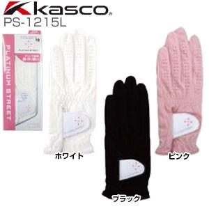 キャスコ Kasco レディース ゴルフグローブ PS-12...