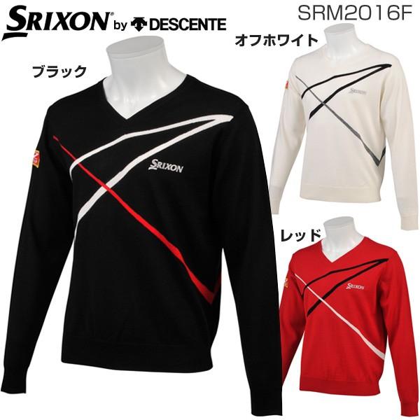 スリクソン by デサント メンズ ゴルフウェア ツ...