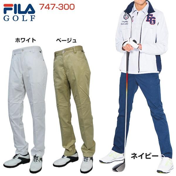 フィラ FILA GOLF メンズ ゴルフウェア 飛び柄エ...