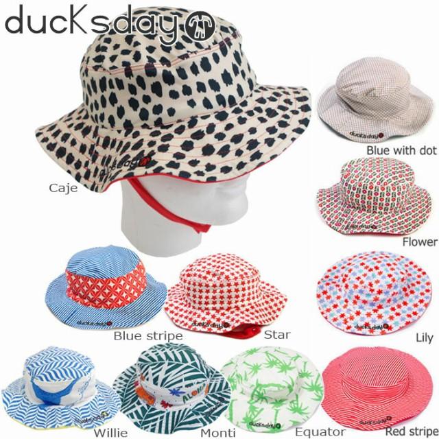 d19a829bf9902 メール便 送料無料 帽子 キッズ UV ハット 子供 Maching Hat RHA010115 ducksday 男の子 女の子