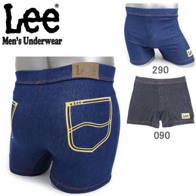 LEE リー ボクサーパンツ メンズ パンツ 下着 Mサ...