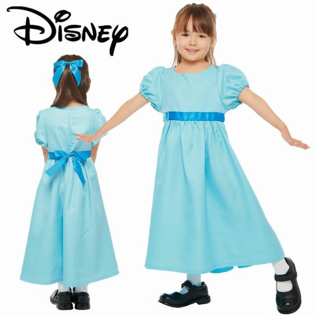 ハロウィン 衣装 子供 ディズニー 女の子 ピーターパン ウェンディ Child Wendy 37040 コスチューム 仮装 キ|au  Wowma!(ワウマ)