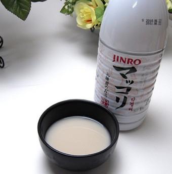 JINRO(眞露) マッコリ1000ml