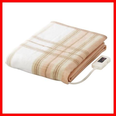 掛敷兼用電気毛布 SB-K202[プラザセレクト]