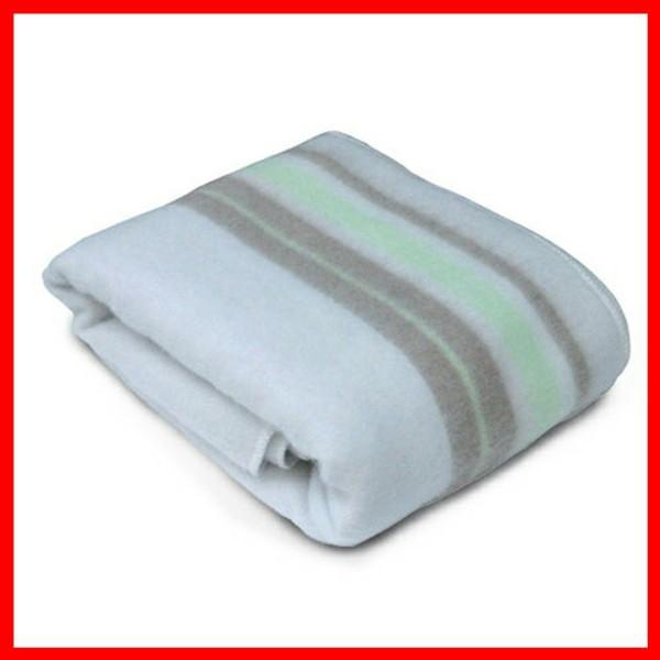 電気毛布 敷き毛布 グリーン系 EM-507M TEKNOS  プラザセレクト