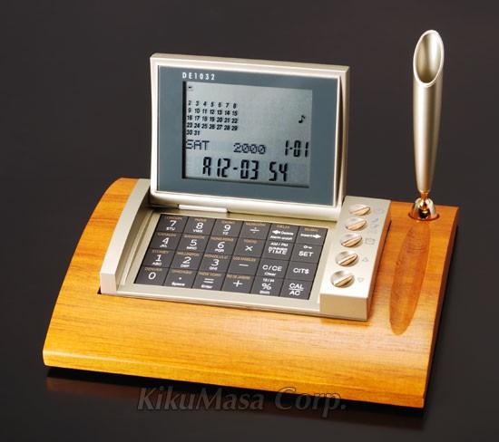 CITIZEN(シチズン)プレミアム多機能電卓/電話帳...