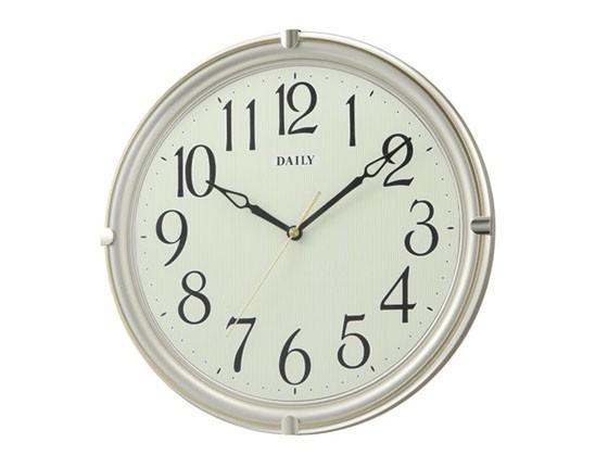 リズム時計工業 DAILY デイリー デイリーM23 夜光...