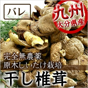 【送料無料】 乾燥しいたけ シイタケ 椎茸 九州産...