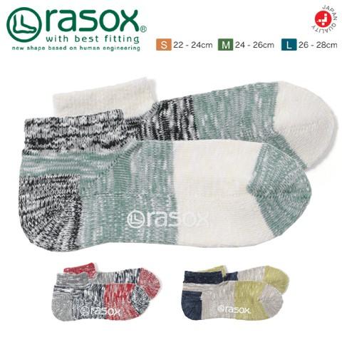 【靴下 ソックス】rasox ラソックス 日本製 ミス...