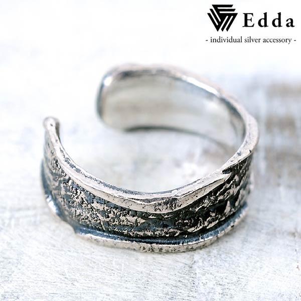Edda エッダ イヤーカフ メンズ レディース シル...