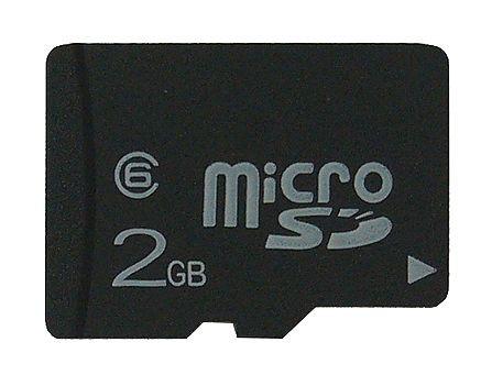 ■microSDカード2GB マイクロSD デジカメ/スマホ/...