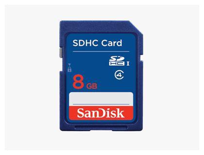 ■SanDisk SDHC 8GB クラス4 SDSDB-008G-B35【メ...