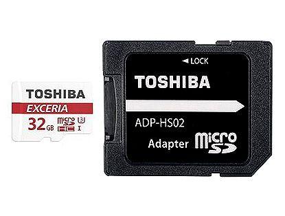 ■東芝製 microSDHC32GB クラス10 THN-M302R0320A...