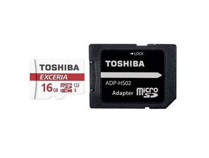 ■東芝製 microSDHC16GB クラス10 THN-M302R0160A...