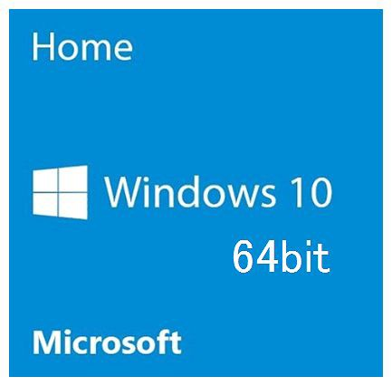 ■Windows10 Home 64bit 新規インストール