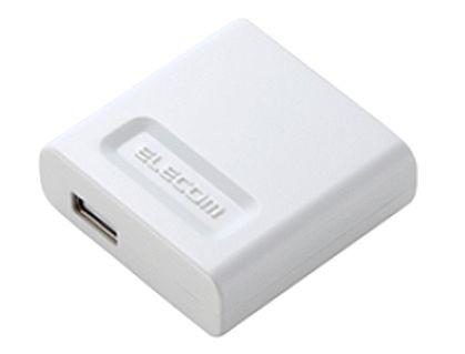 ■エレコム iPhone7対応 USB充電器 ACアダプタ AV...