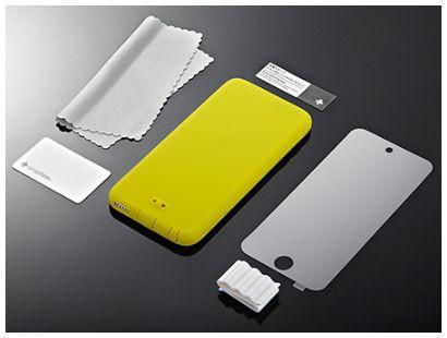 ■Simplism シリコンカバー iPod touch(第5世代...