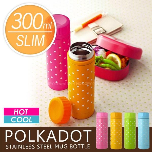POLKADOT[ポルカドット]ステンレスマグボトル30...
