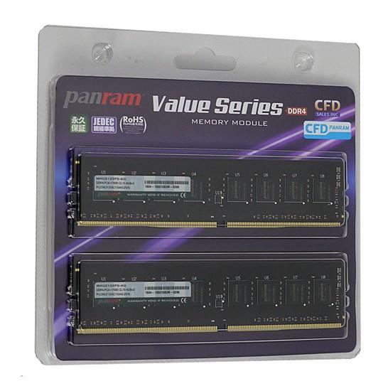 CFD Panram■W4U2133PS-4G■DDR4 PC4-17000 4GBx2...